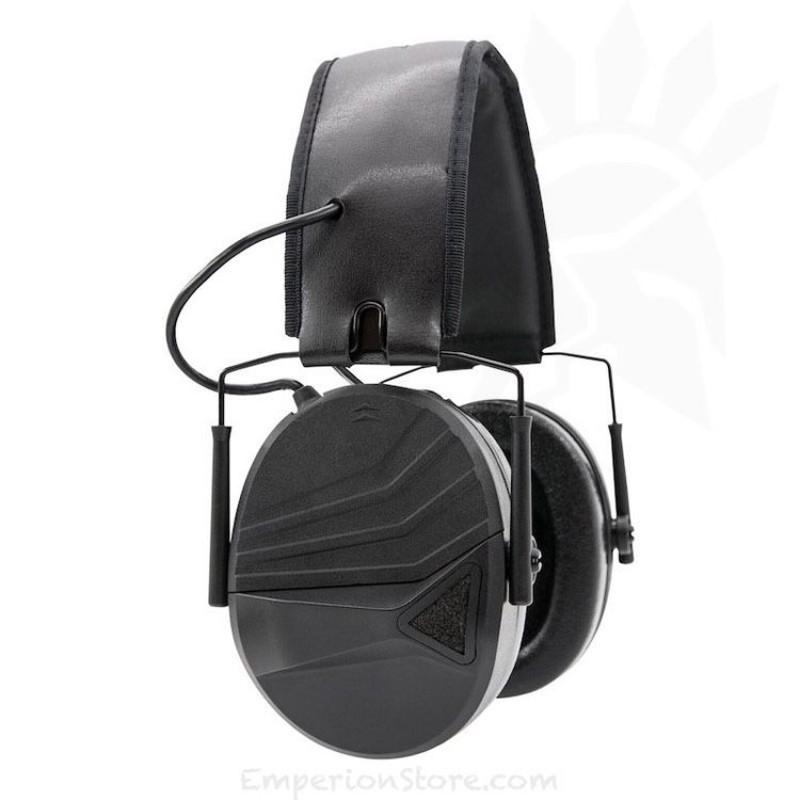 Cuffia Elettronica modello M30 - Nero