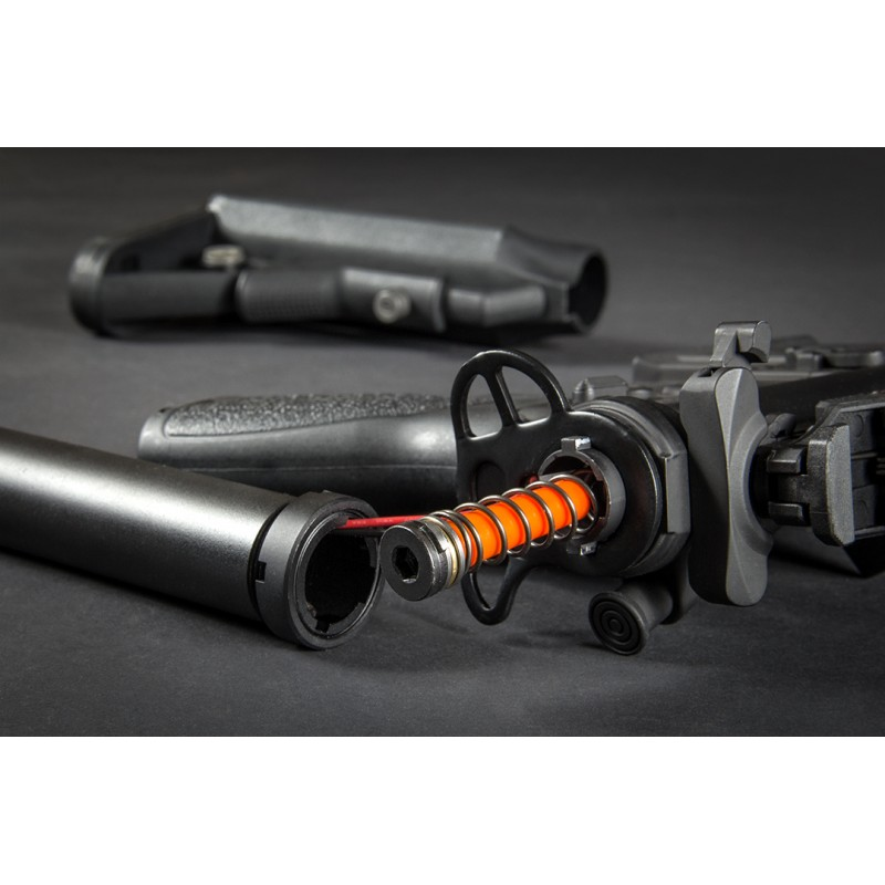 RECON UX-  9 INCH - SILENT OPS - CARBONTECH