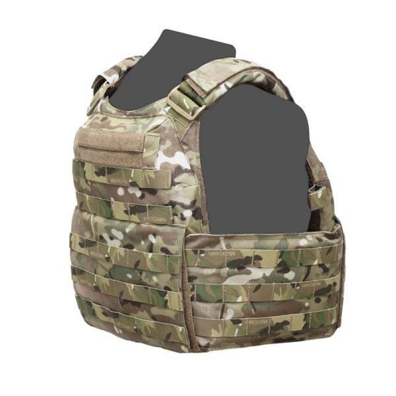 PLATE CARRIER DCS 5.56 SPECIAL FORCE - MULTICAM - LARGE